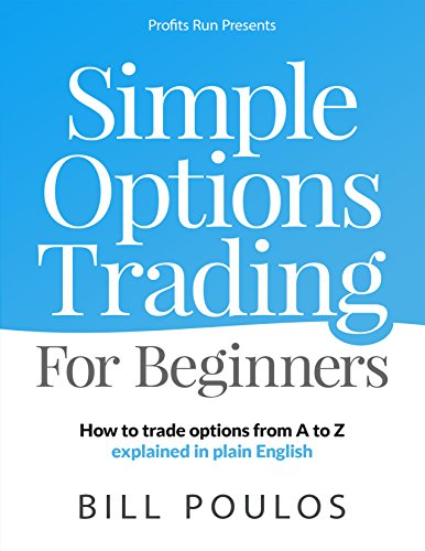 Simple Options Trading Beginners explained ebook product image