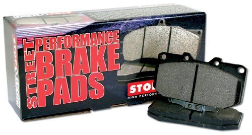 StopTech 309.07260 Street Performance Front Brake Pad