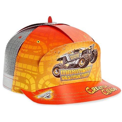Monster Jam Trucker Hats