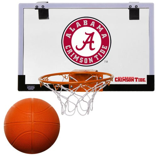 NCAA Alabama Crimson Tide Game On Hoop Set by Rawlings