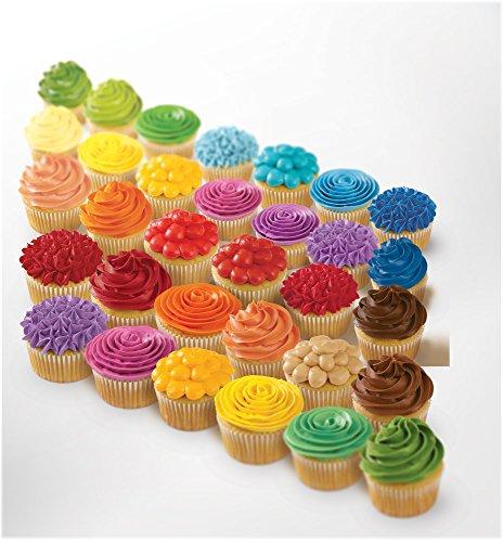 Wilton Color Right Performance Food Coloring Set Achieve Consistent