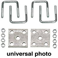 C.E. Smith 23103 Axle Tie Plate Kit f/2 Square Axle by CE Smith