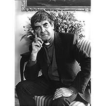 Vintage photo of Derek Robert Nimmo sitting casually.