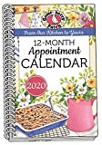 2020 Gooseberry Patch Appointment Calendar (Everyday Cookbook Collection)