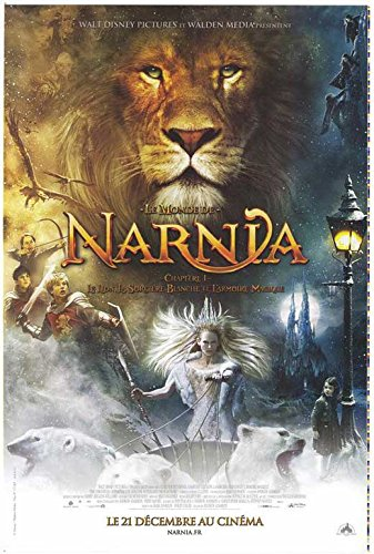 Image result for The Chronicles of Narnia poster