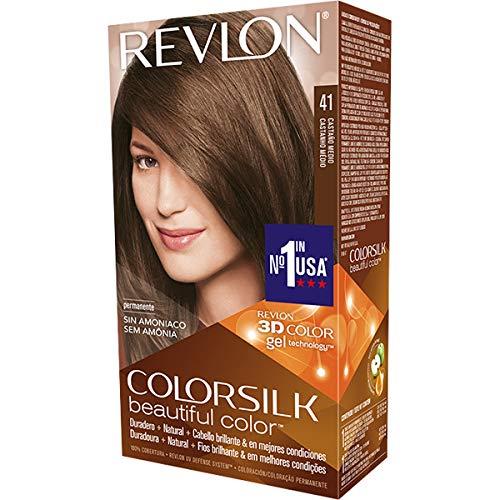 Revlon Colorsilk Beautiful Color, Medium Brown