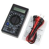 DT-830B Mini Pocket Digital Multimeter 1999 Counts AC/DC Volt Amp Ohm Diode hFE Tester Ammeter Voltmeter Ohmmeter