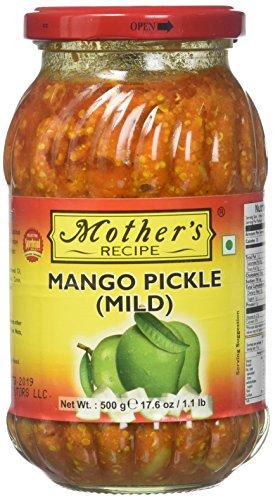 (MOTHER'S RECIPE MANGO MILD 500GM)
