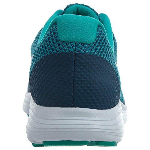 corte Maglietta Uomo Nike Sublimated maniche a Blu qxB4w4U5
