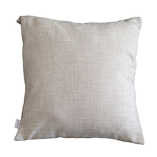 18'Inches OneMtoss Cotton Linen Square Throw Pillow Case Cushion Cover for Sofa Watercolor Fish-171