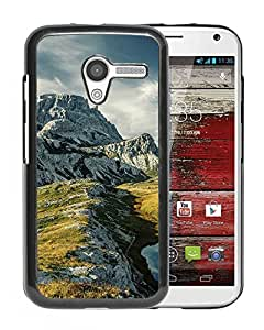 Unique Designed Cover Case For Motorola Moto X With Mh Apple K Imac High Mountain Nature Phone Case