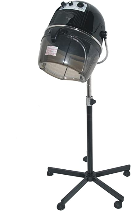 Hooded Hair Dryer D Salon Portable Professional With Stand