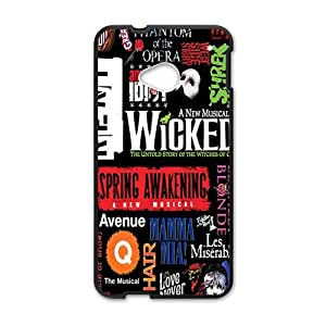 Wicked Cell Phone Case for HTC One M7