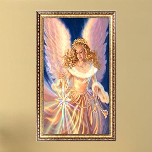 Angel Embroidery - 9
