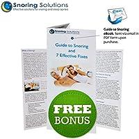 Camiseta Antirronquidos de Snoring Solutions – ¡La ayuda para dejar de roncar más cómoda para la gente que ronca boca arriba! ¡Elimine los ronquidos ...