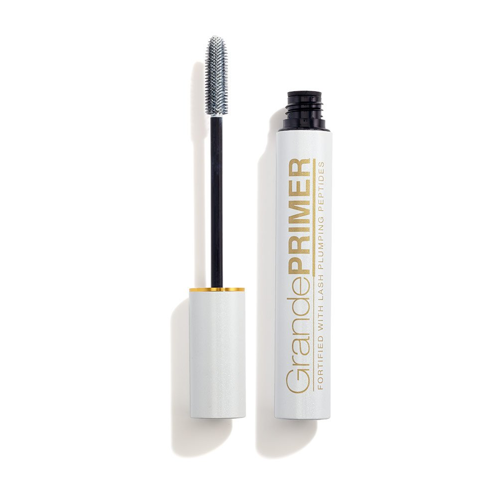 GrandePRIMER Pre-Mascara Lengthener & Thickener, White by Grande Cosmetics