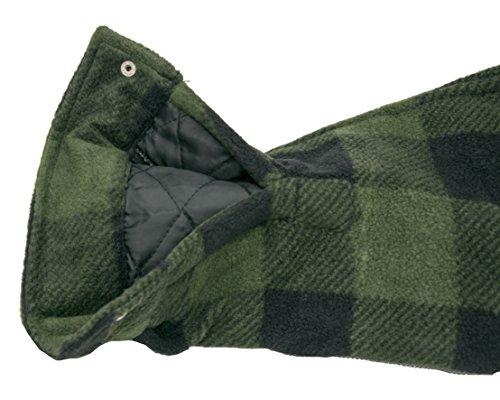 M Pile Navy L Caldo sh5000 Indumenti Xl S Verde Dickies Imbottito Portland Lavoro Xxl Foderato Camicia Taglie Nero E Da Blu BWOfqaO
