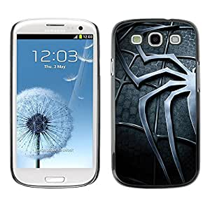 LOVE FOR Samsung Galaxy S3 Spider Superhero Suit Personalized Design Custom DIY Case Cover