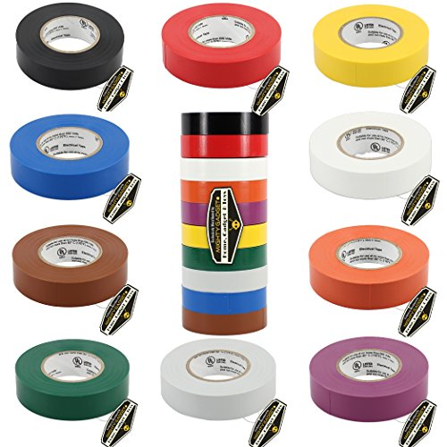 Buy electrical tape colors