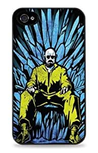 iphone covers Breaking Bad Game of Thrones Apple Iphone 5 5s Silicone Case - Black - 690