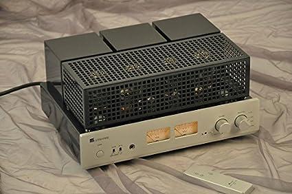 nobsound® muzishare X7 de HI END gt-kt88-sv Valve Tube Integrated ...