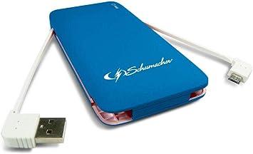 Schumacher SL44 4200mAh Blue Lithium Ion Fuel Pack