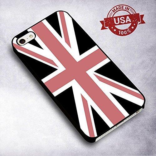 Precious Union Jack Inspired pour Coque Iphone 6 or 6s Case O6Q8ZC