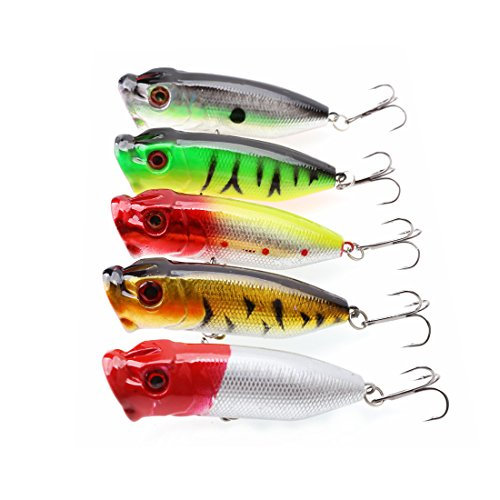 The 8 best topwater fishing bait