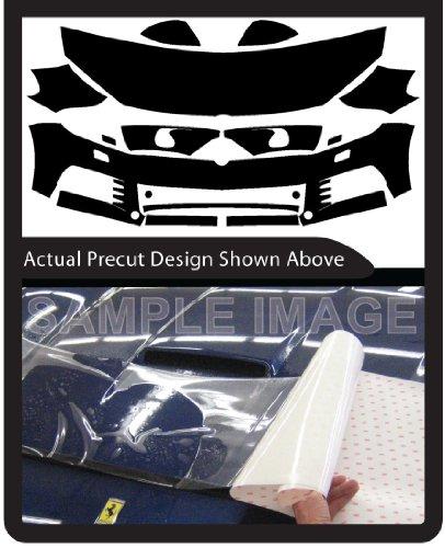 Volkswagen Touareg Hybrid (2011-2013) 3M Clear Bra Paint Protection Film Kit