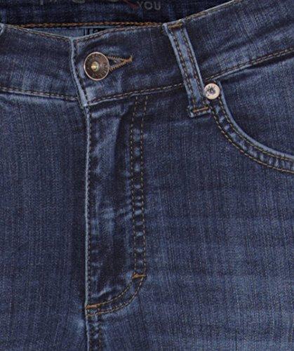 "Mujer Jeans Skinny 333"" stone used Buffi"