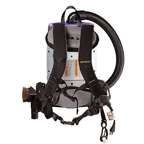 ProTeam Super Coach Pro 6 Backpack Vac w/ ProBlade Tool Kit