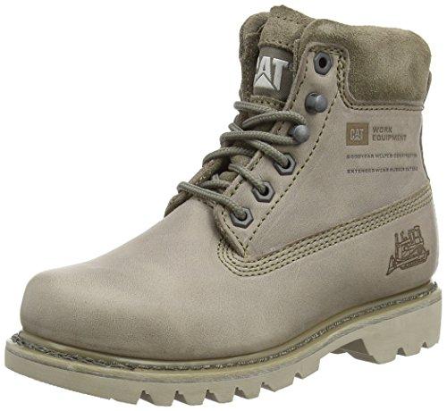 061b9ef7c6e3 Caterpillar BRUISER Damen Chukka Boots Grau WOMENS BOSSA NOVA ...