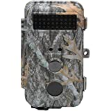 DIGITNOW Trail Camera 16MP HD Waterproof Game Camera, Wildlife Hunting Scouting Surveillance Camera with 40Pcs IR LED Infrared Night Vision Up to 65FT/20M
