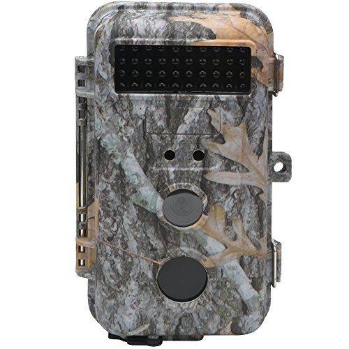 DigitNow! 16MP 1080 HD Wildlife Trail hunting &Surveillance Scouting Digital Camera with Waterproof Infrared Night Version up to 65ft in 2.4''LCD Screen &40pcs IR LEDs (Scouting Digital Camera)