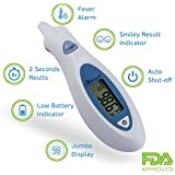 Care Touch Digital Infrared Ear Thermometer, Fast Read...