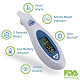 Care Touch Digital Infrared Ear Thermometer, Fast Read Review and Comparison