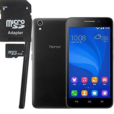 Huawei Honor 4 Play 4G SIM-free Smartphone (+16GB Card) 5 0 inch