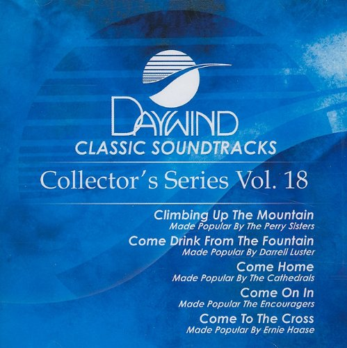 Collector's Series Vol. 18 [Accompaniment/Performance Track] (Various Accompaniment Track)