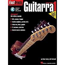 Fasttrack guitar method. Spanish edition. Level 1