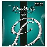 Dean Markley NickelSteel Signature Bass Guitar Strings, 45-105, 2604A, Medium Light