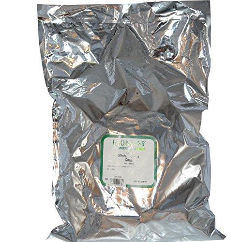 Sage White Incense Whole, 1 lb. - Bulk - Kosher