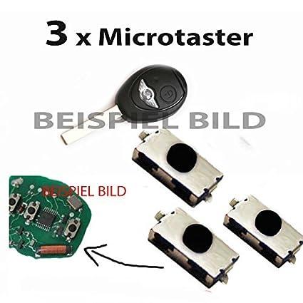 ASS - Llave con mando a distancia para Mini One Cooper s r50 ...