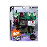 Invader Zim Series 2 Human Disguise Invader Zim Action Figure by Distributoys