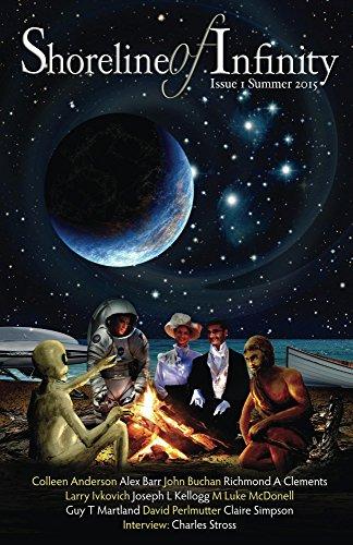 Shoreline of Infinity 1: Science Fiction Magazine