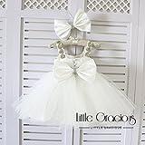 Catalina Dress Pageant Dress, Flower girl dress, Halloween Dress LG011