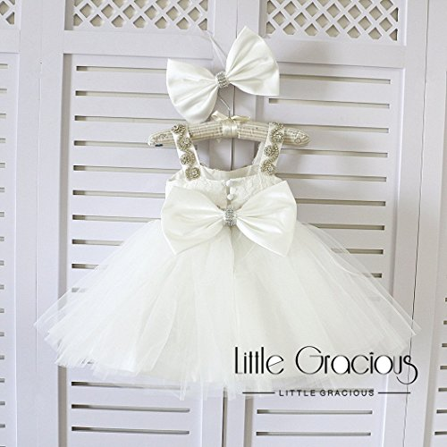 Catalina Dress Pageant Dress, Flower girl dress, Halloween Dress LG011 by Little Gracious