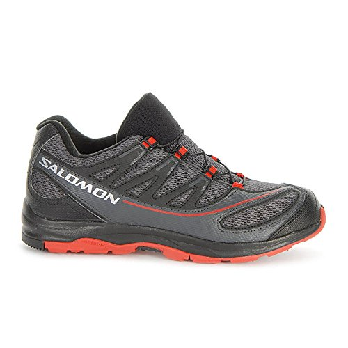 Salomon - XA Pro 2 K - Color: Black-Grey - Size: 5.5