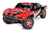 Traxxas 70054-1 Slash: 4WD Electric Short Course Racing Truck, Ready-To-Race (1/16 Scale), Colors May Vary