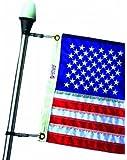 DU-BRO Fishing Flag Clips for Stern Lights or Flag Poles