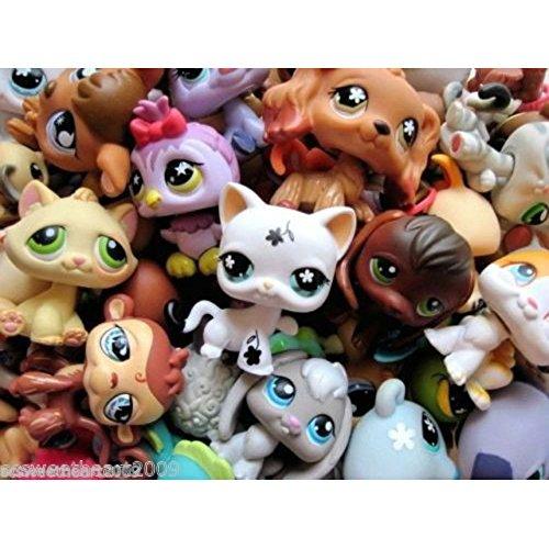 littlest-pet-shop-lps-lot-random-surprise-gift-grab-bag-7-pets-dog-cat-mixed-euc